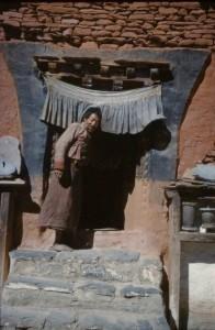 Padmasambhava chapel © Sugata 1960