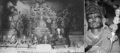 sugata Chhairo altar +Guru